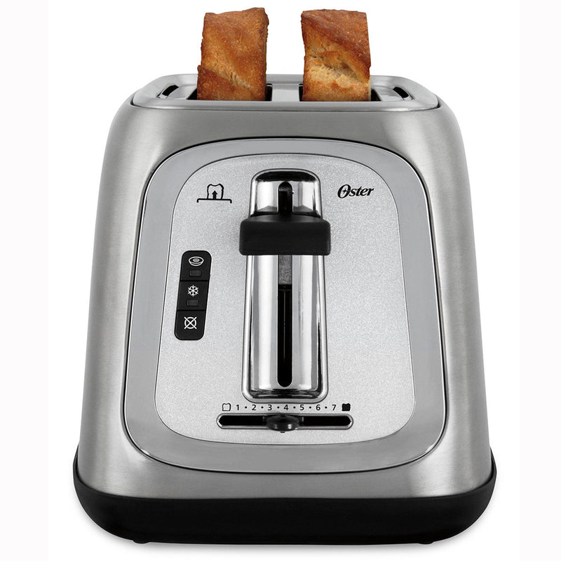 Oster - 2 Slice Extra-Wide Slot Toaster - Magasins Hart | Hart Stores
