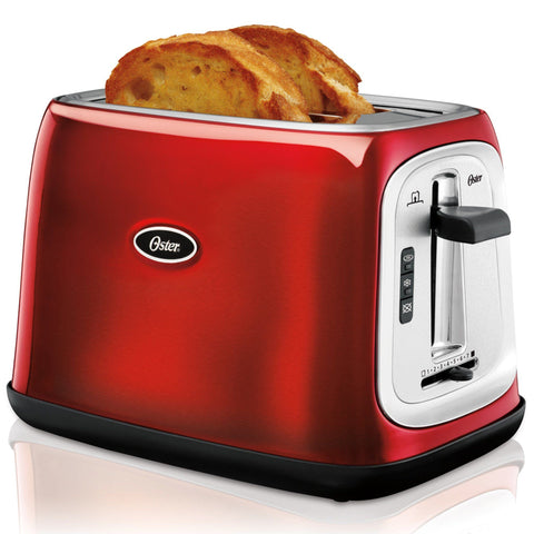 Oster - 2 Slice Extra-Wide Slot Toaster