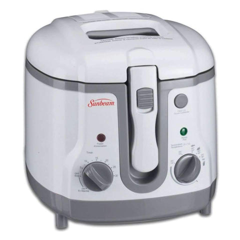 Sunbeam - 1.5L Adjustable Temperature Deep Fryer