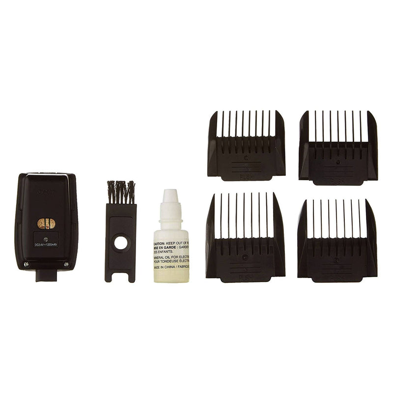 Vidal Sassoon - Titanium 10 Piece Haircutting Kit - Magasins Hart | Hart Stores