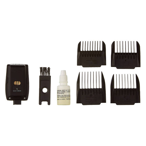Vidal Sassoon - Titanium 10 Piece Haircutting Kit