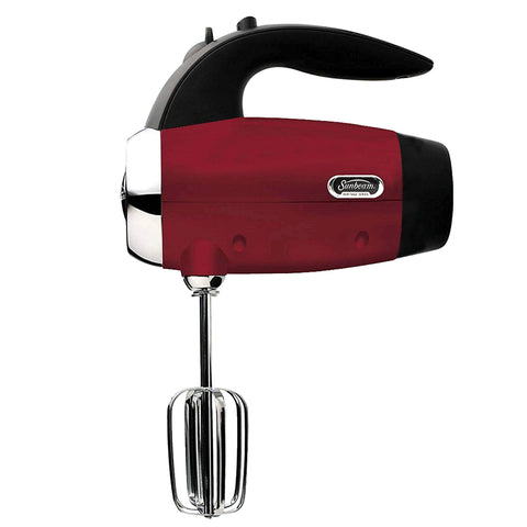 SUNBEAM - 6-Speed Hand Mixer with Stand