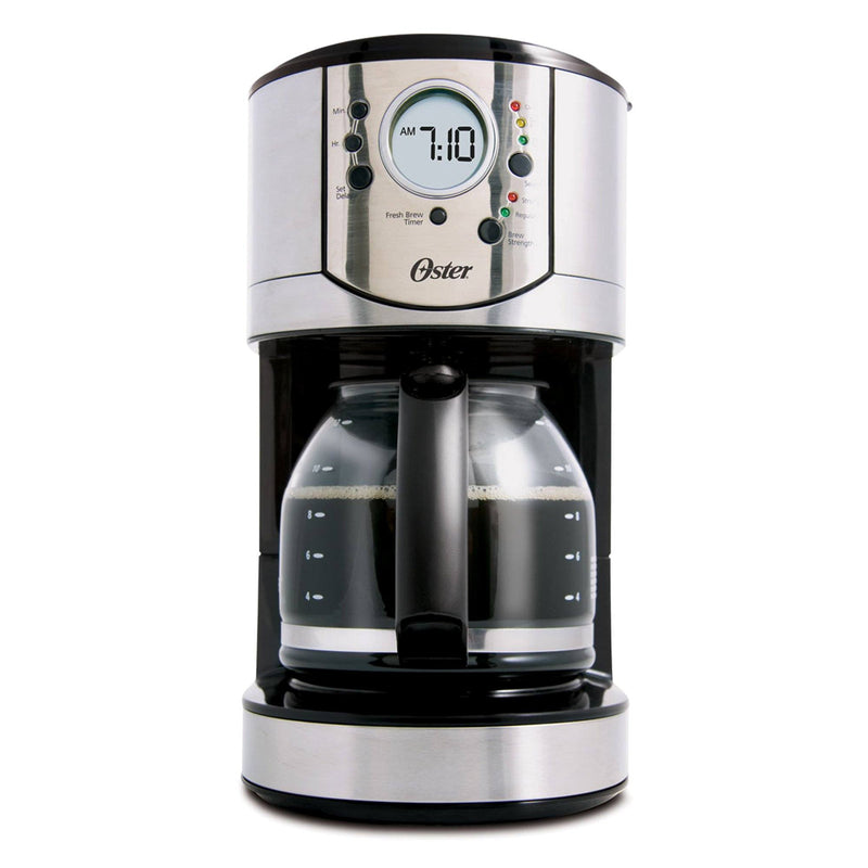 Oster - 12 Cup Programmable Coffee Maker - Magasins Hart | Hart Stores