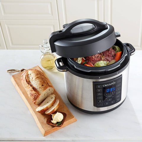 Crock-Pot - Express Crock Multi-Cooker