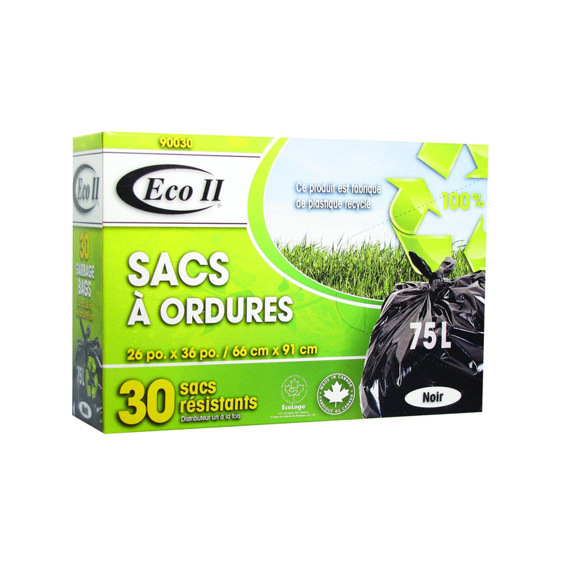 Garbage Bags 30ct. - Magasins Hart | Hart Stores