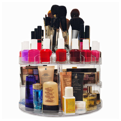 Studio 707 - Clear Cosmetic Carousel