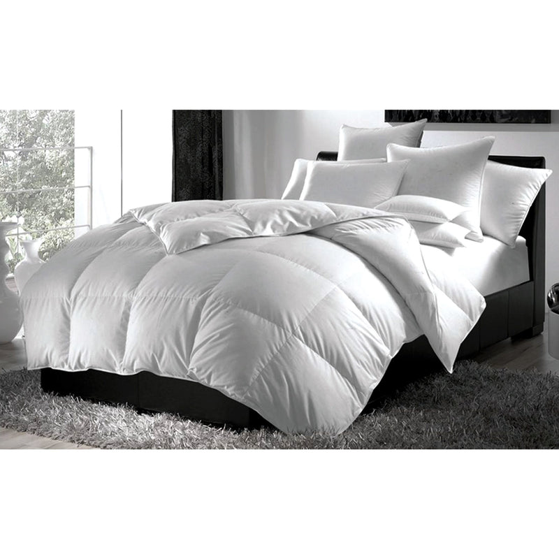 Sandra Venditti - Silk Filled Cotton Duvet - Magasins Hart | Hart Stores