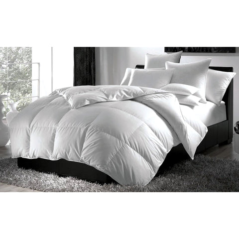Sandra Venditti - Silk Noil Filled Cotton Duvet