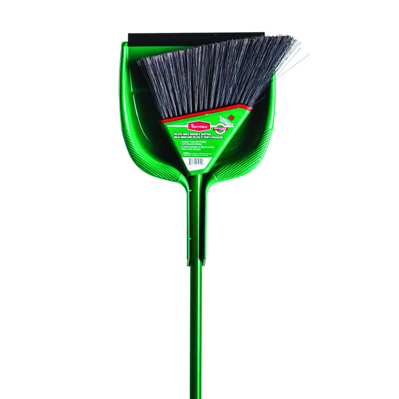 Tormax - Angle Broom with Dustpan Set - Magasins Hart | Hart Stores
