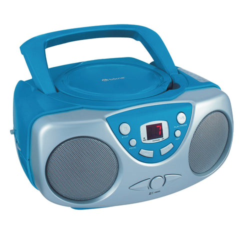 Portable CD BoomBox AM/FM with Aux