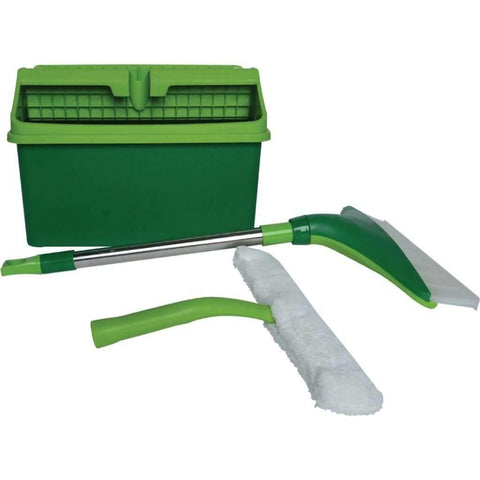 Ensemble de lavage de vitres - Vert | Window Washing Kit, Green