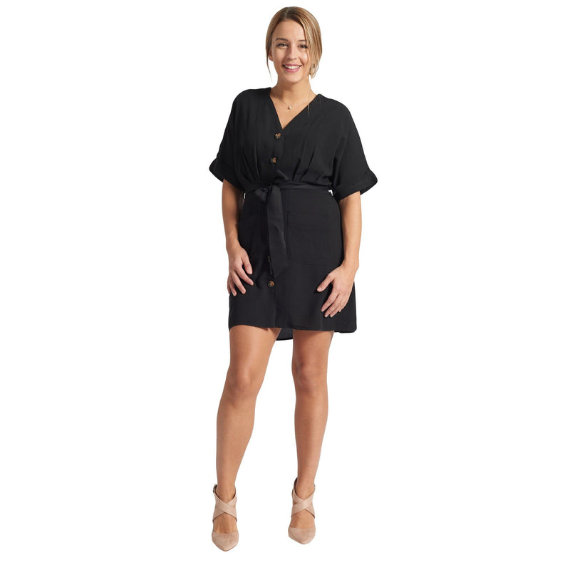 Utility Dress - Black - Magasins Hart | Hart Stores