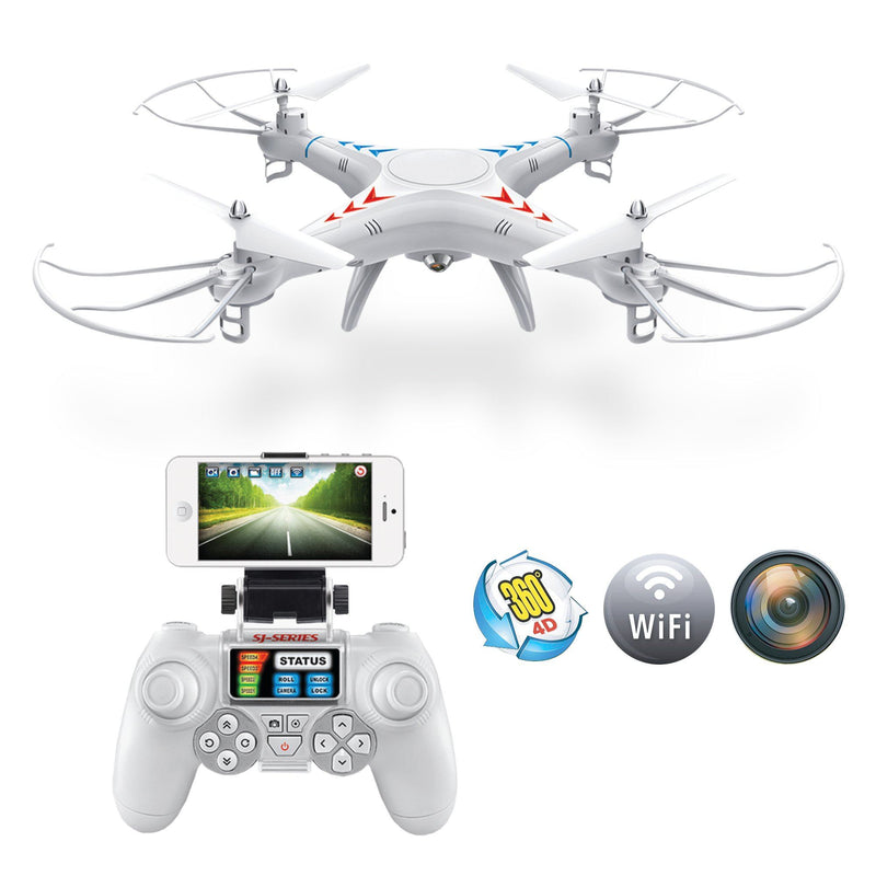 Quadcopter Drone with HD Camera - Magasins Hart | Hart Stores