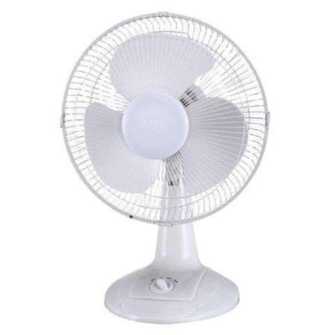"Oscillating 12"" Desk Fan"