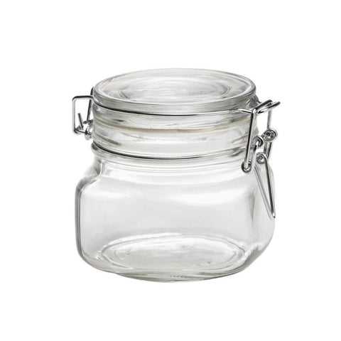 Home 2 Kitchen - 0.5L Jar w/ Hermetic Lid
