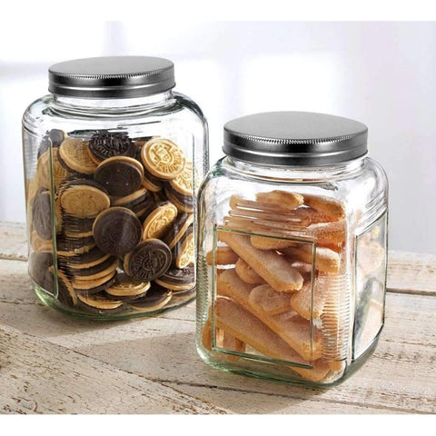 Circleware - 2L Moondance Glass Canister