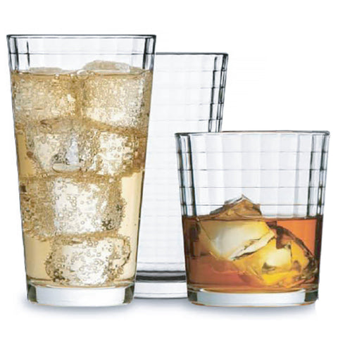 12-piece Glassware Set
