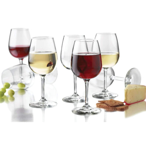 4 Piece wine glass set 440ml