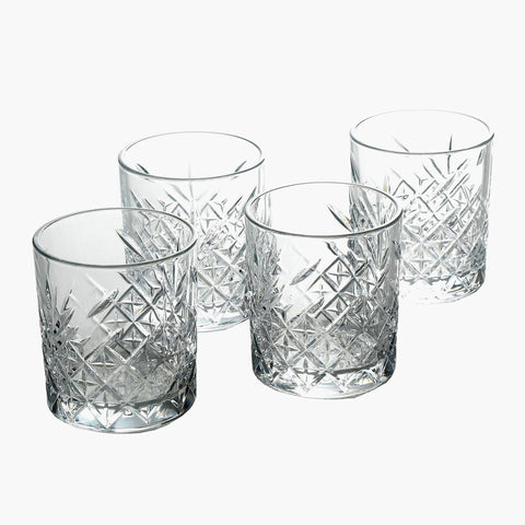 Pasabahce - Timeless DOF Glasses, Set of 4