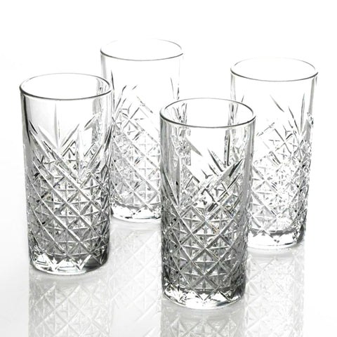 Pasabahce - Timeless Cooler Glass, Set of 4