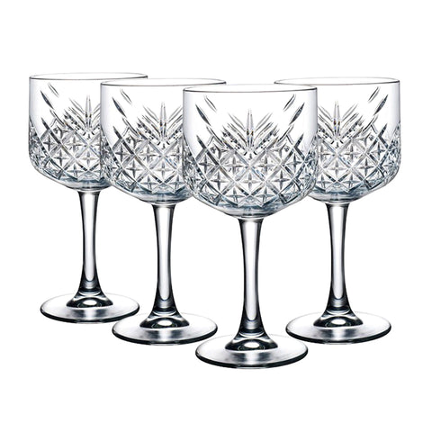 Pasabahce - Timeless Cocktail Glasses, Set of 4