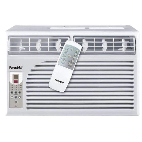Electronic Window Air Conditioner w/ Remote 8000 BTU