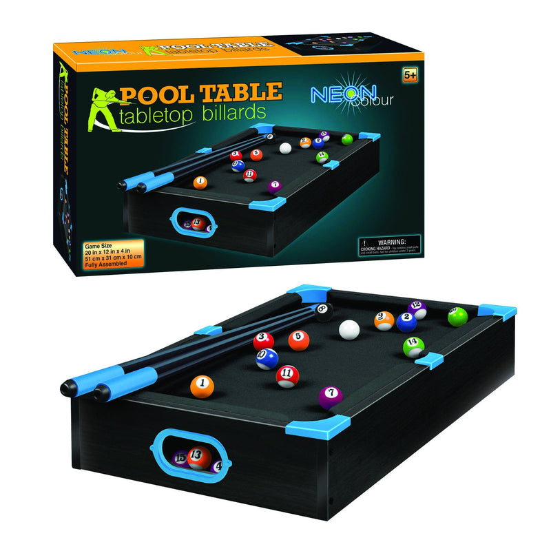 Tabletop Billiards Pool Table - Magasins Hart | Hart Stores