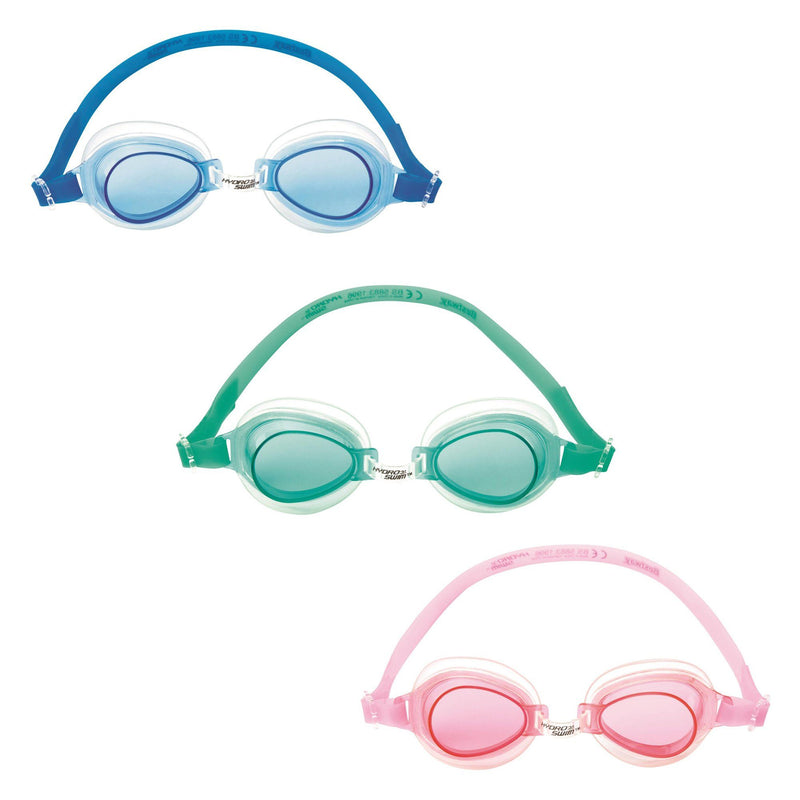 Hydro-Swim - Lil' Lightning Swimmer Goggle Set of 3 - Magasins Hart | Hart Stores