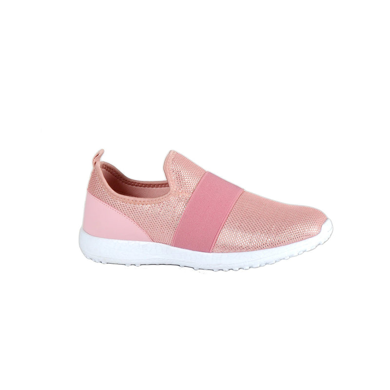 Comfy Walking Shoes - Pink - Magasins Hart | Hart Stores
