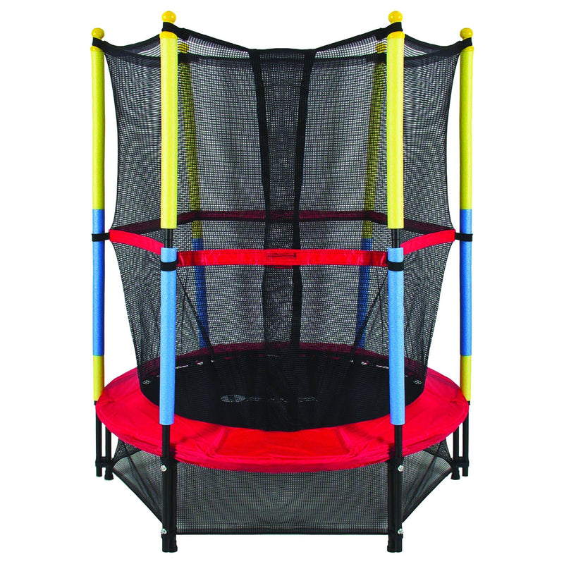 "54"" Kids Trampoline with Enclosure **Note: Item will be shipped on June 10 - Magasins Hart 