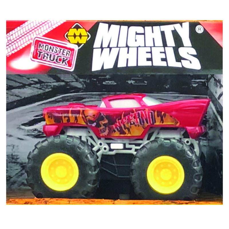 Mighty Wheels: Monster Truck - Magasins Hart | Hart Stores