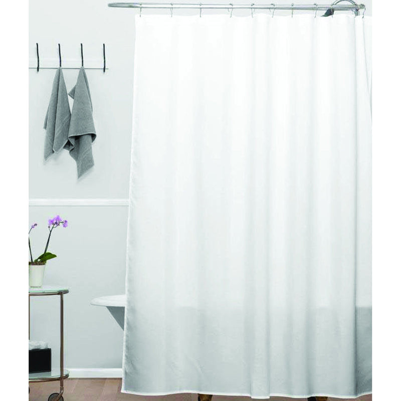 White Shower Curtain Liner - Magasins Hart | Hart Stores