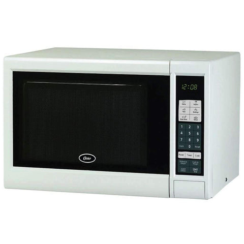 Oster White 1.1 Microwave