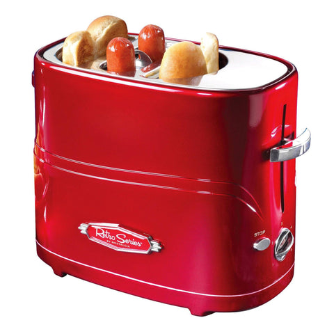 Nostalgia - Retro Hot Dog Pop-Up Toaster