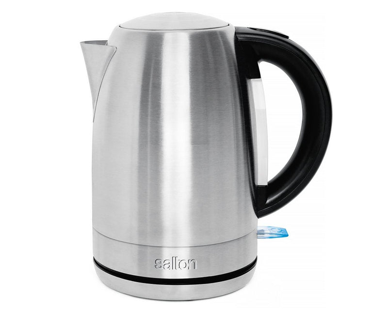 Salton - Cordless Stainless Steel Electric Kettle - Magasins Hart | Hart Stores