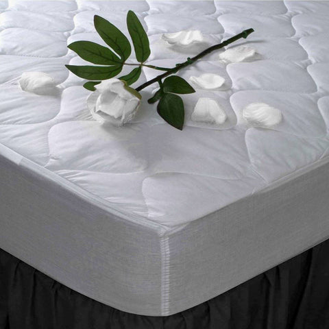 180 Thread Count Polycotton Mattress Pad