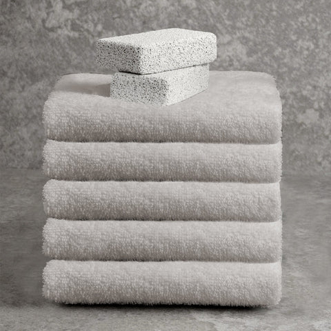Deluxe Hand Towel - Grey