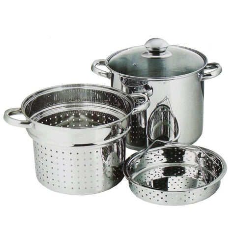 8L Stainless Steel Pasta Cooker
