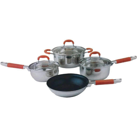 Cookwear Set 7pc Stainless Steel