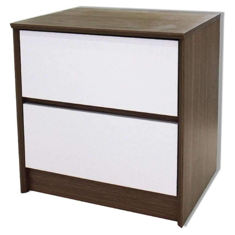 Night Table W/2 Drawers - Magasins Hart | Hart Stores