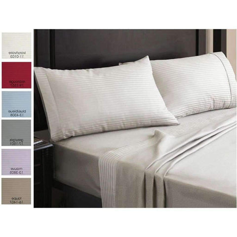 Sheet Set Twin Microfleece Assorted