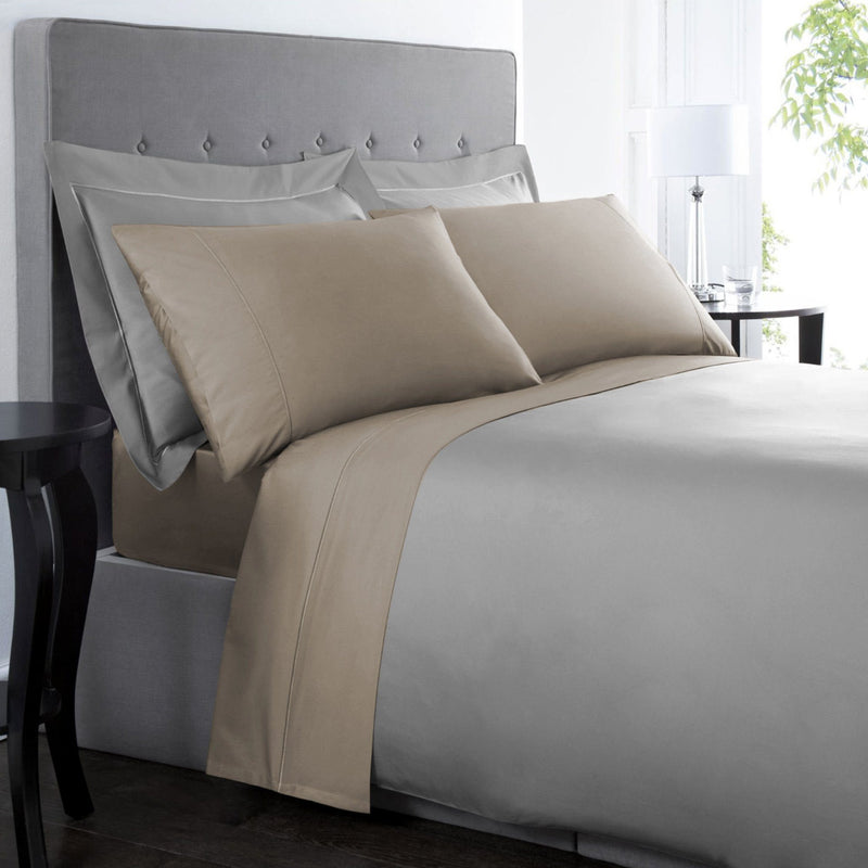 Blanc de Blancs - 1000 Thread Count Cotton Rich Sheet Set - Magasins Hart | Hart Stores