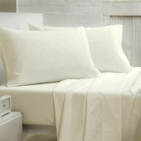 Lauren Taylor - 400 Thread Count Cotton Sheet Set