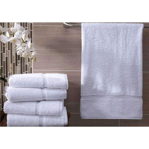 Hotel Bath Towel White