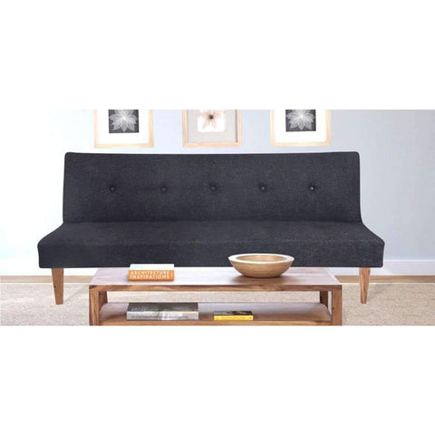 Sofa Bed 3 Person Charcoal