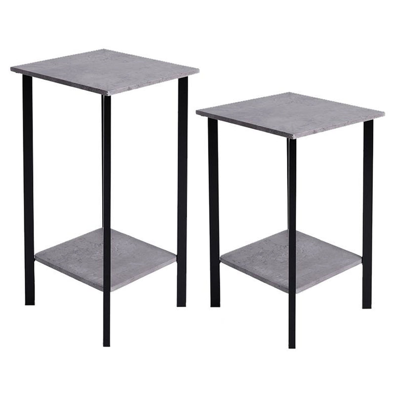 Studio 707 - Square Accent Tables - Magasins Hart | Hart Stores