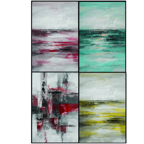 LAUREN TAYLOR - Framed Canvas Abstract Prints