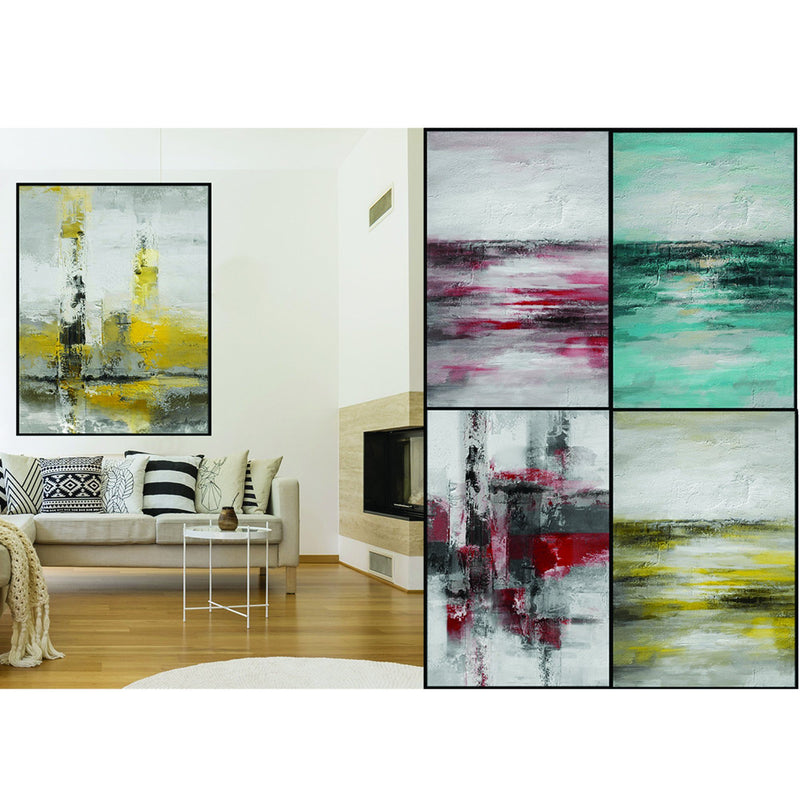 LAUREN TAYLOR - Framed Canvas Abstract Prints - Magasins Hart | Hart Stores