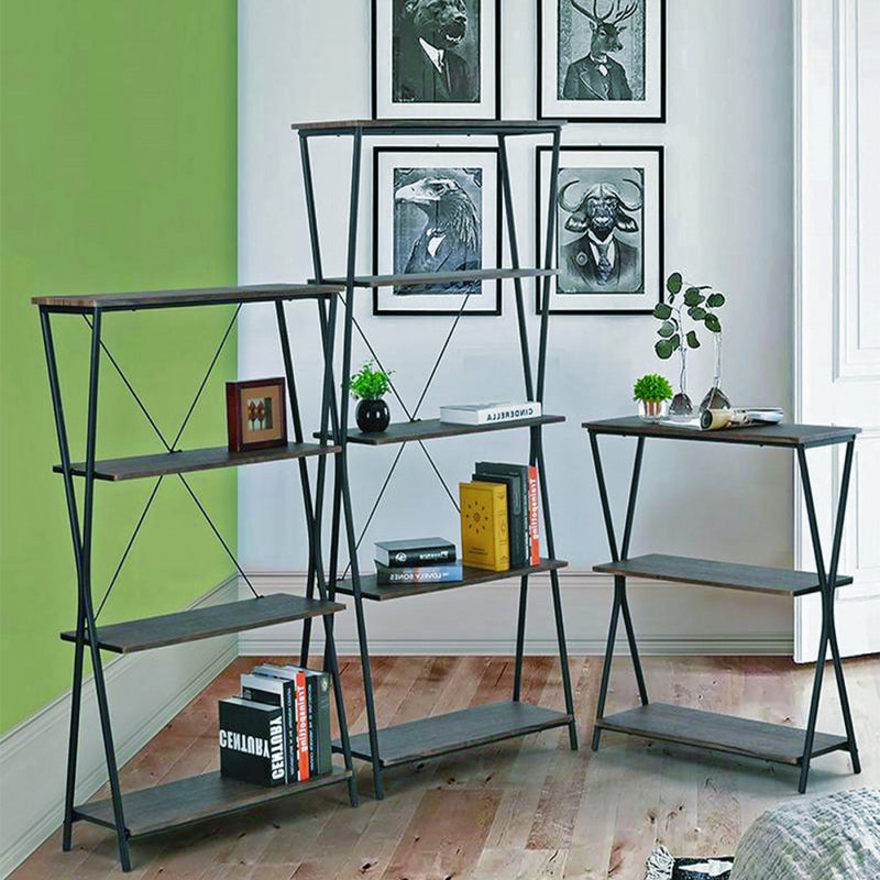 CHOPSTICK Wood and Metal Shelves - Magasins Hart | Hart Stores