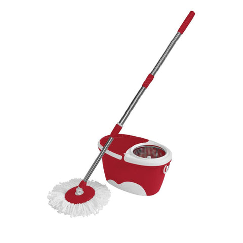 Spin Mop Cyclone Kit - Red